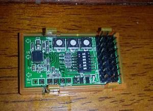 Orange RS3X PCB