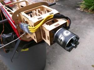 HobbyKing Prop Drive 50-60 Motor