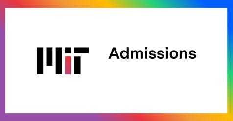 MIT admissions
