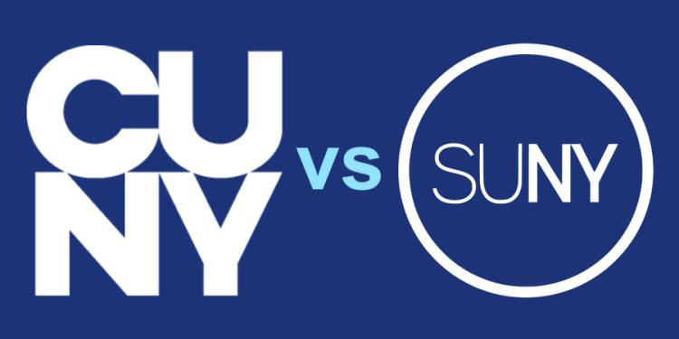 CUNY vs SUNY