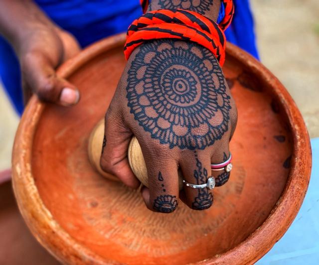 tradition henné