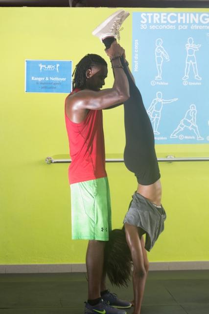 gym free photos african