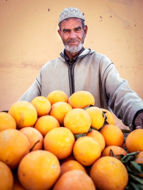 images fruits afrique orange