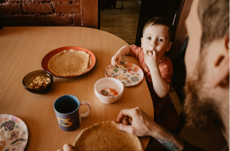 nutrition tips for toddlers kids tend to copy parents