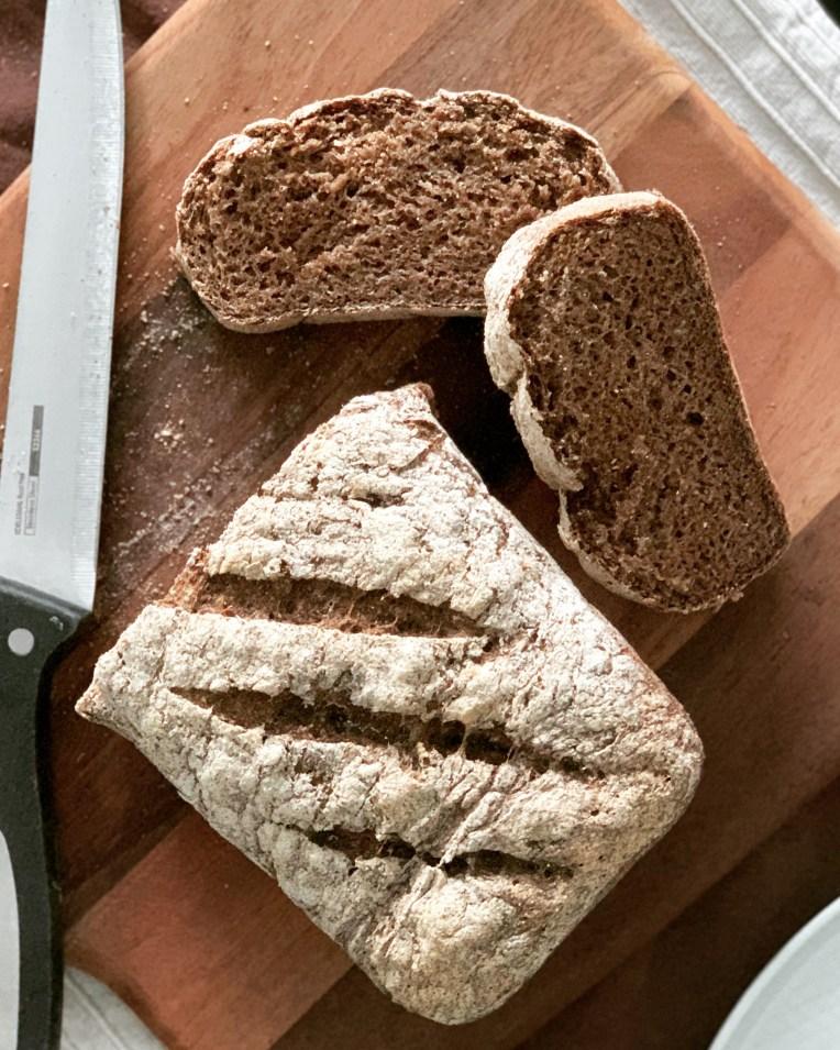 millet bread easy recipe