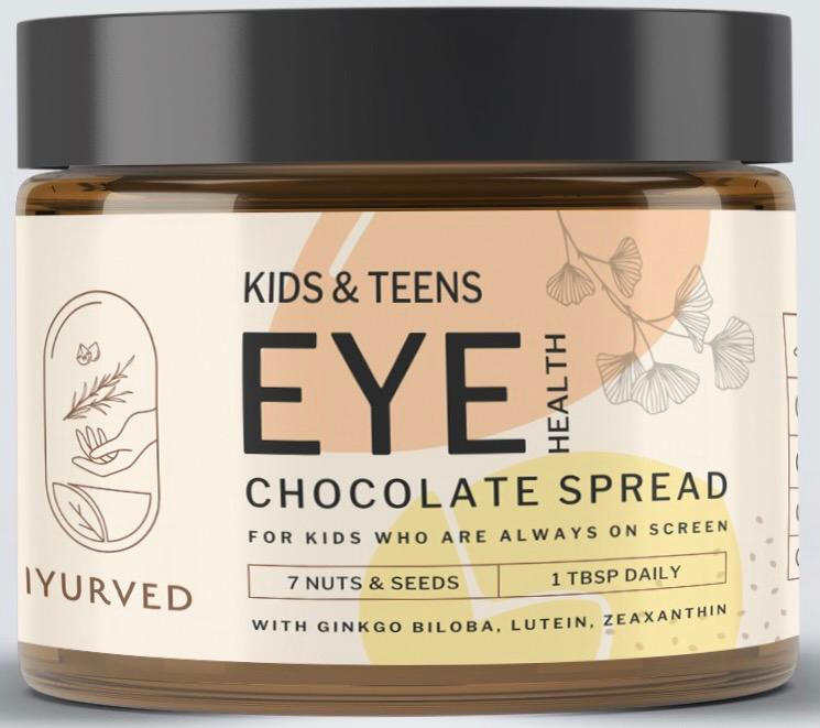 Ayurvedic chocolate spread by Iyurved