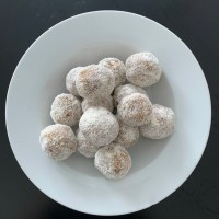 Sprouted Bean Laddoo