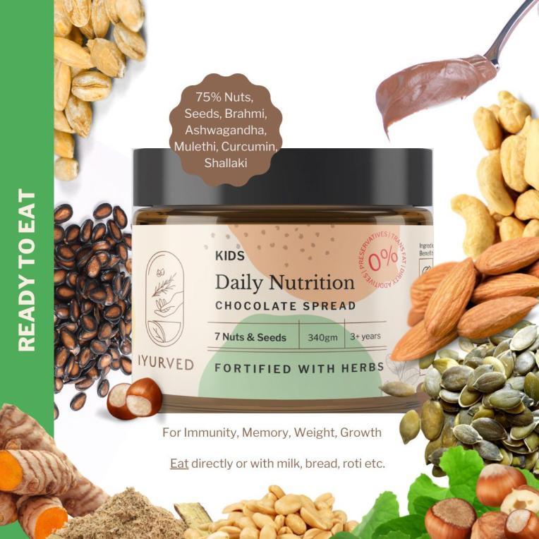 Daily Nutrition Chocolate Spread