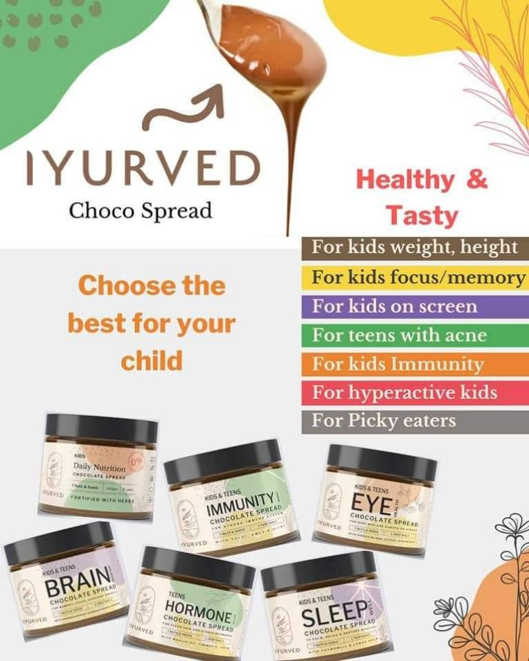Ayurvedic spread  by Iyurved