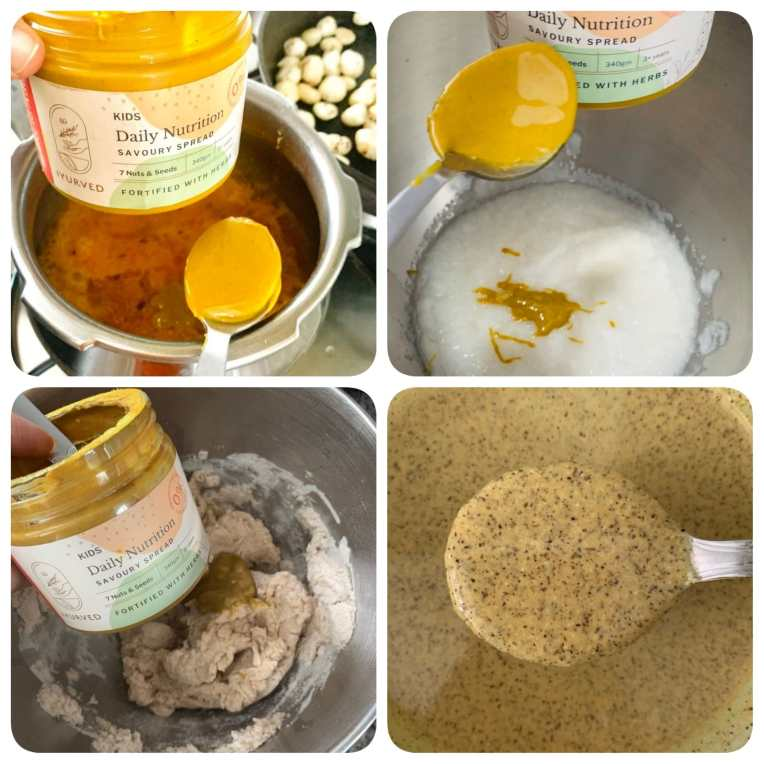 Iyurved Daily Nutrition Savoury Spread