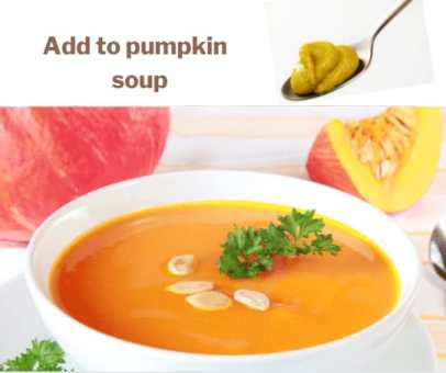 Pumpkin soup recipe by Iyurved