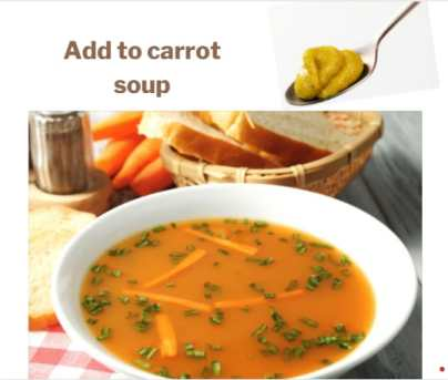 Apple and Carrot soup recipe by Iyurved