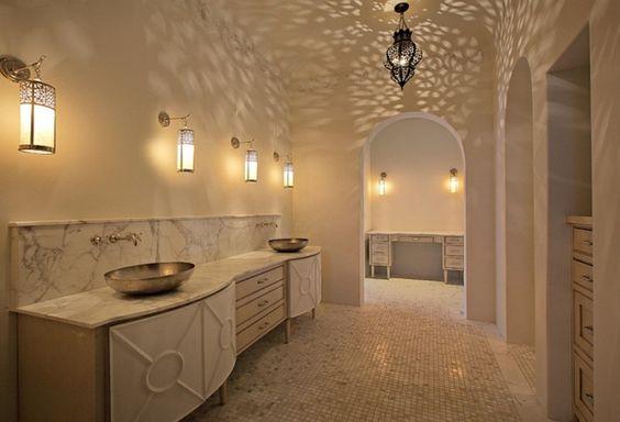 Salle De Bain Marocaine Moderne | Knittyschmitty