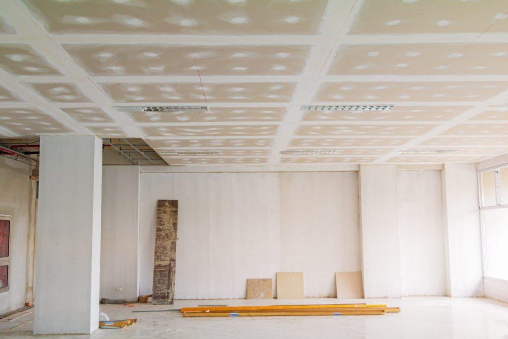 comment renover facilment son plafond