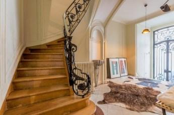 Magnifique hôtel particulier à Paris