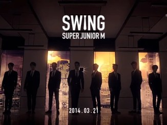 SWING(嘶吼) - Super Junior M(슈퍼주니어-엠)