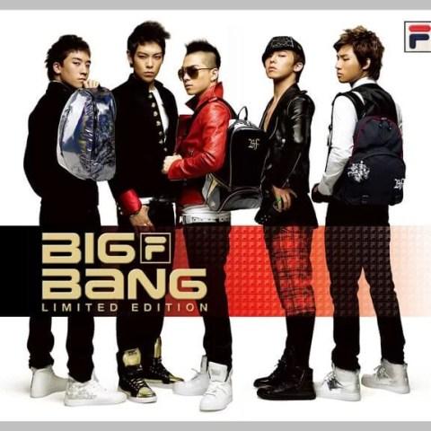 红霞(붉은 노을) - BIGBANG(빅뱅)
