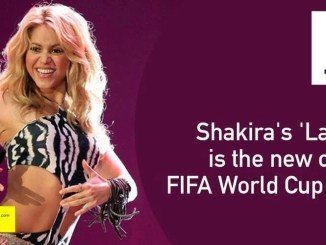 Dare (La La La) - Shakira(Feat. Carlinhos Brown)(2014 巴西世界盃足球賽 主題曲)(The 2014 FIFA World Cup Official Album)