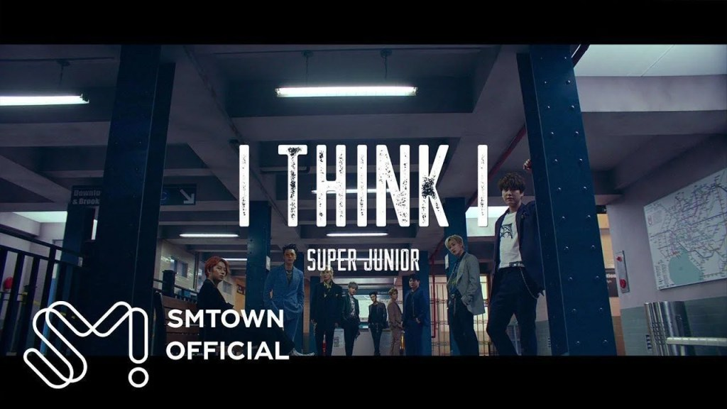 I Think I - Super Junior(슈퍼주니어)
