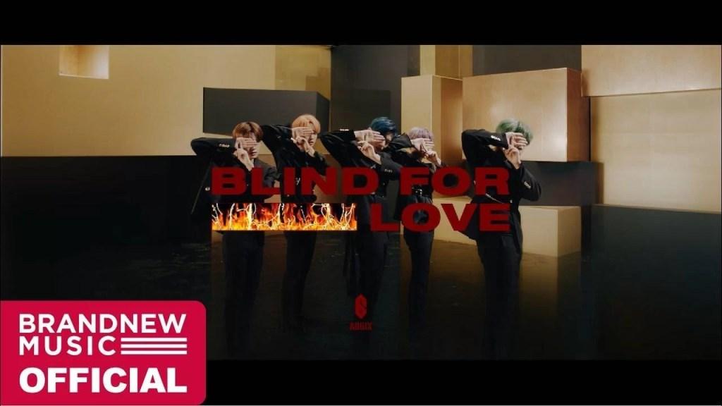 BLIND FOR LOVE - AB6IX (에이비식스)