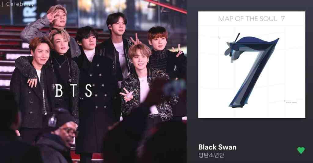 Black Swan - 防彈少年團(BTS)(방탄소년단)