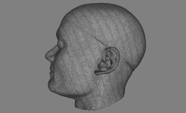 Bjarke Just Nonbo 3D Scan