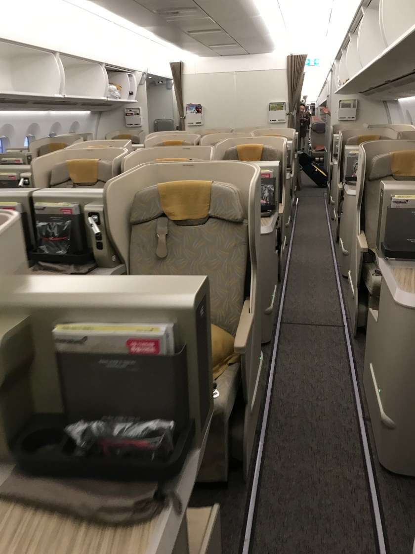 Asiana A350 Business