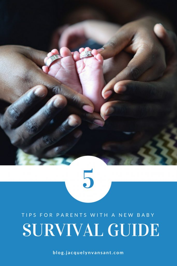 Survival Guide: 5 tips for parents with a new baby