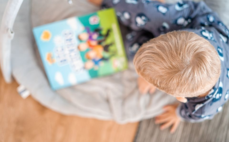 6 Children's books about thankfulness