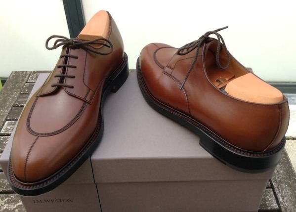 chaussures hommes demi chasse