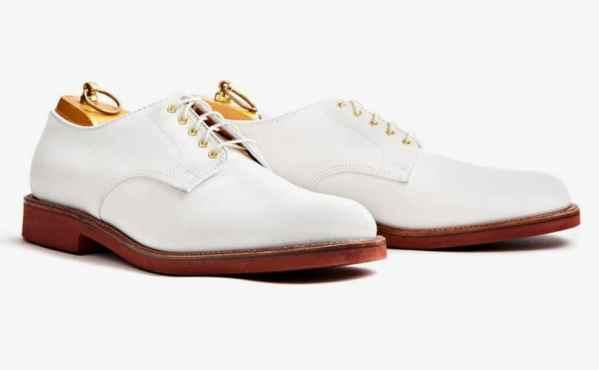 chaussures hommes derby buck