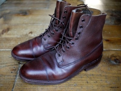 montages des chaussures