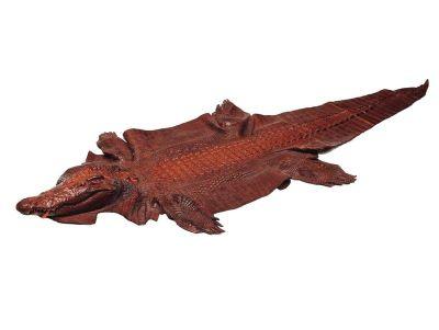 cuirs exotiques: alligator