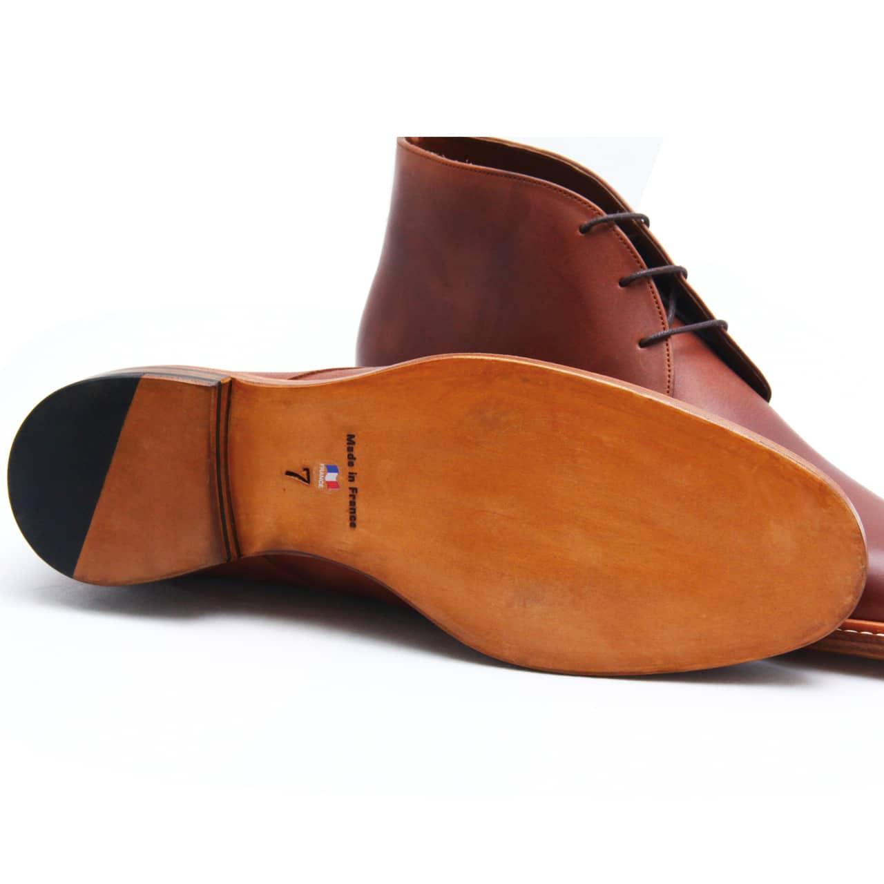 chukka semelle - Chaussures de qualité VS Souliers lambda : 7 différences qui (vous) coûtent cher !