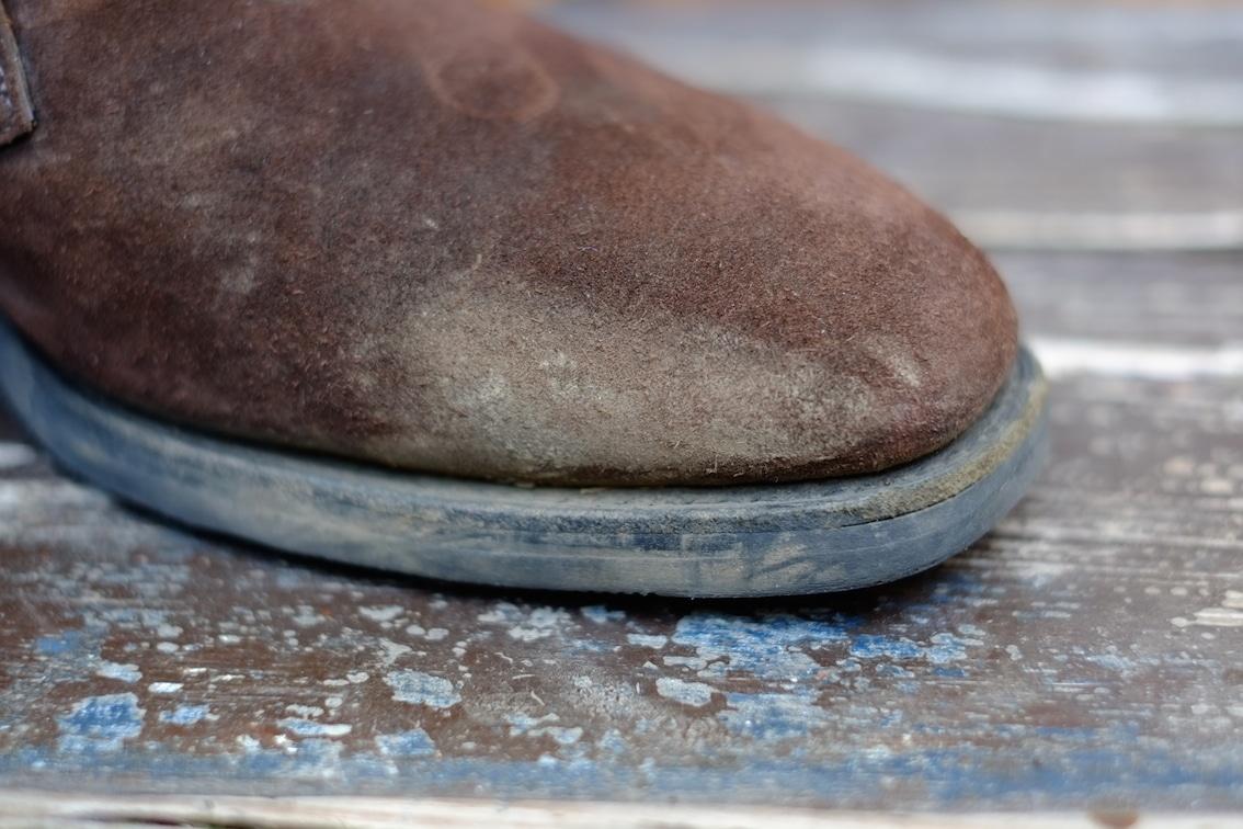 Nettoyer tache sur veste en cuir