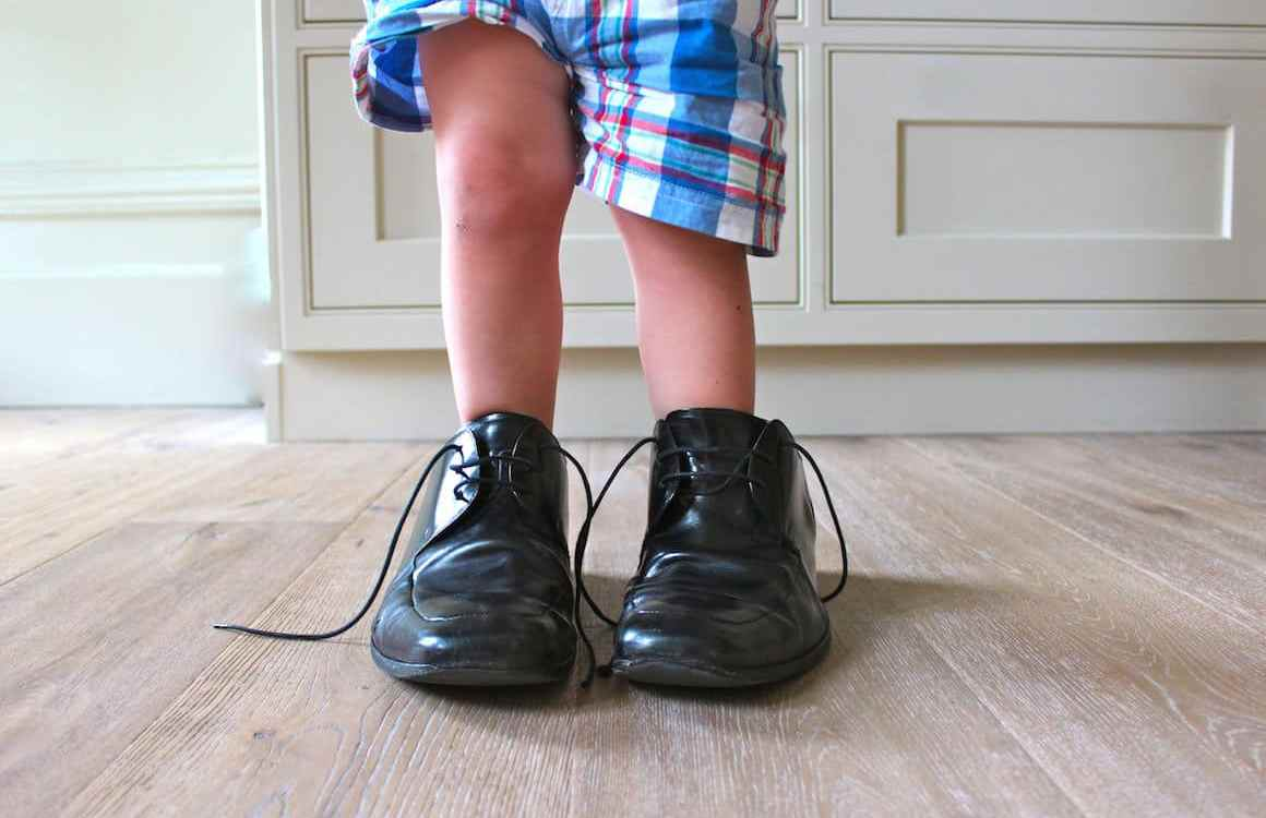 d70e7ba9f34 Chaussures trop grandes  découvrez toutes les solutions possibles