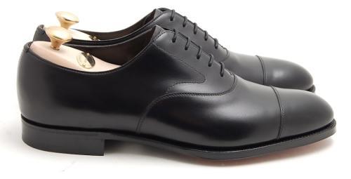 cuir noir de qualité