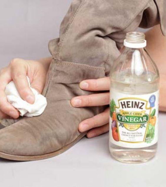 Un de vinaigre Heinz ne devrait pas faire de mal !