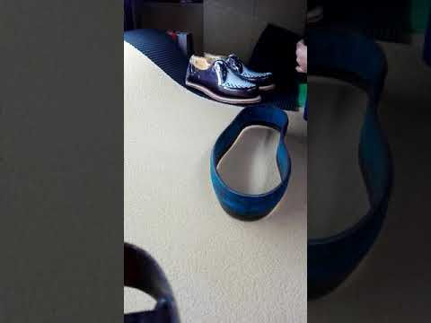 Semelle crêpe chaussure