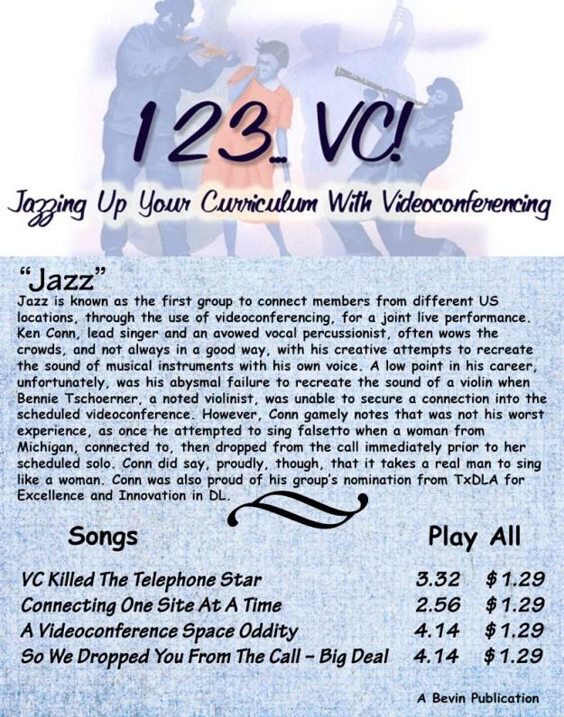 123 VC Poster at TxDLA
