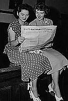 Miss Kato, Canadian Rodeo Queen, Los Angeles, California, 1955. Japanese American National Museum Toyo Miyatake/Rafu Shimpo Collection, photograph by Toyo Miyatake Studio, gift of the Alan Miyatake Family. (96.267.316)