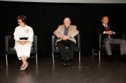 The panel is made up of Yuriko Gamo Romer, Hal Sharp, Kenji Osugi, and Robin Fernandez.