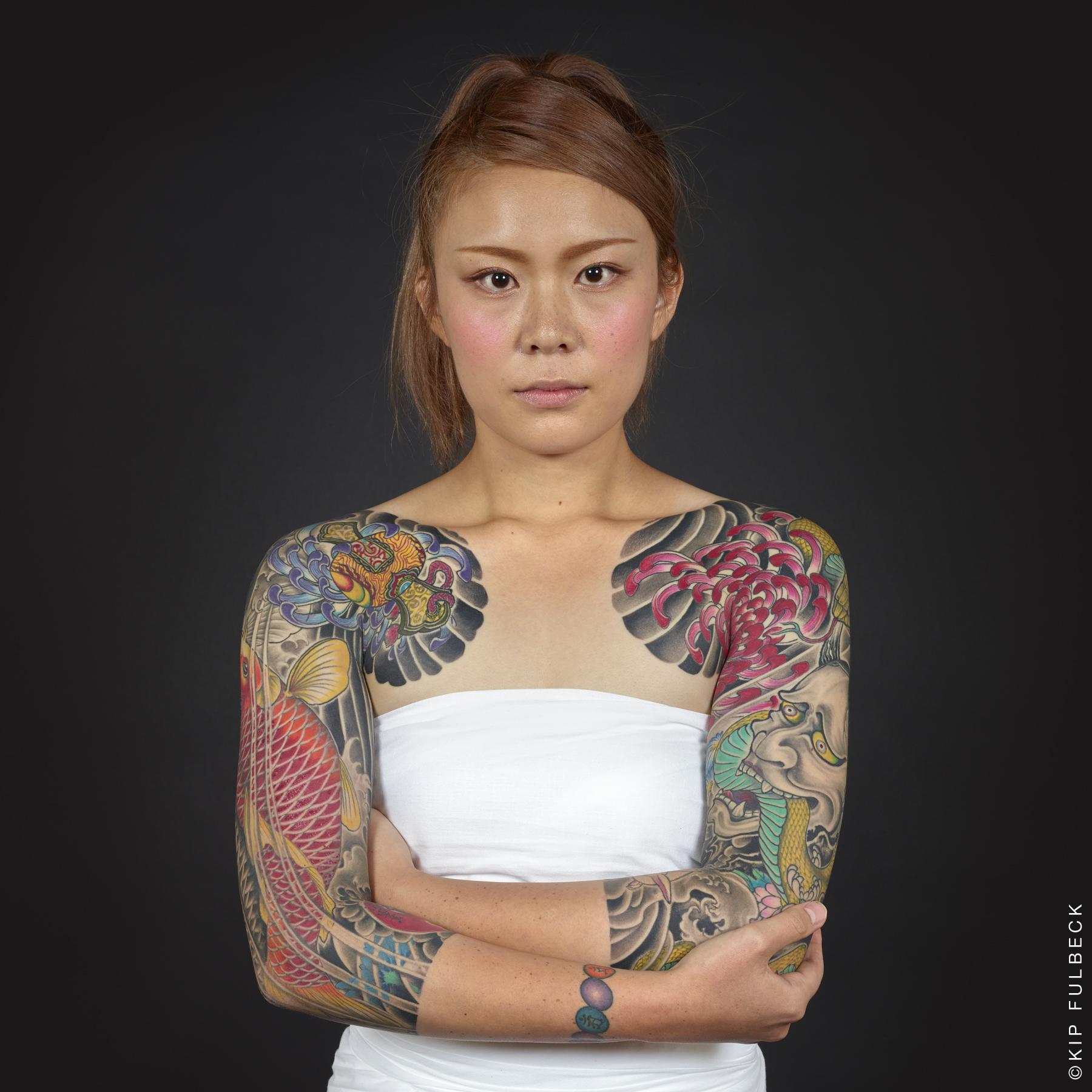 Megumi Fujii mixed martial arts photo