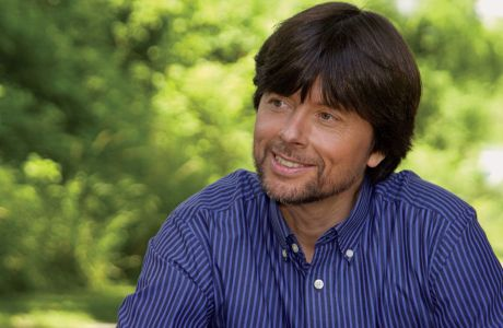 Ken Burns. Photo by Cable Risdon.