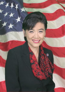 U.S. Congresswoman Judy Chu. Photo courtesy of chu.house.gov.
