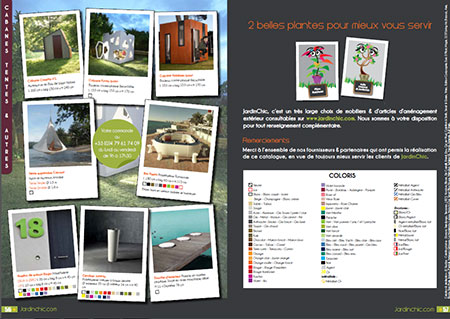 Catalogue JardinChic pro