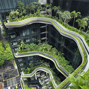 Projet Park Royal - Singapore