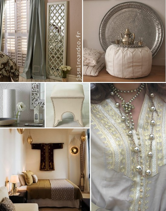 Inspiration 4 Dcoration Orientale Chic Jasmine And