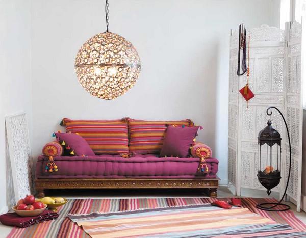La Deco Marocaine Vue Par Maisons Du Monde Jasmine And Co Diy Et Tuto De Decoration Orientale Marocaine