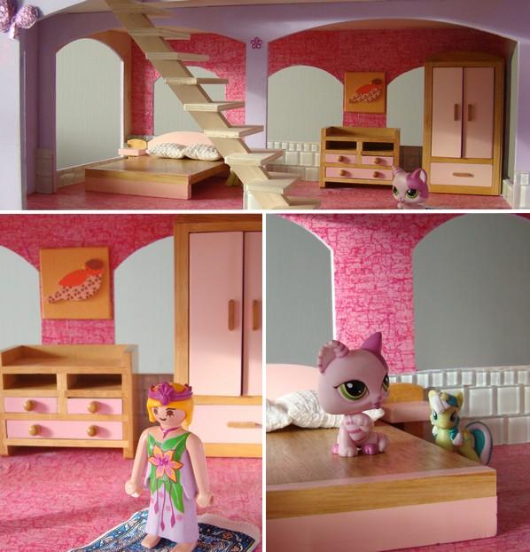 Fabriquer Une Maison De Poupe Suite Amp Fin Jasmine And Co